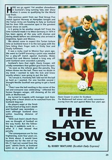 Scotland vs Norway - 1989 - Page 29