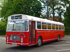 United Automobile Services 6080 (SHN80L) - 17-06-18 (peter_b2008) Tags: unitedautomobileservices bristolrelh ecw nationalbuscompany 6080 shn80l preserved buses coaches transport buspictures