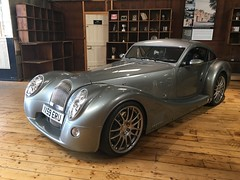 Morgan Factory - Aero