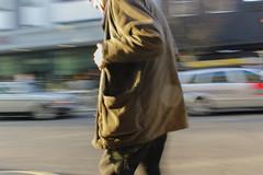 Hurry up! (J.Meilán) Tags: man london uk canon frenetic rhythm camden 2013 urban streets focus life