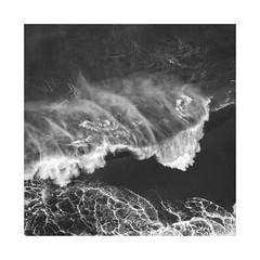 La Palma - Lights & Shadows #3 (memories-in-motion) Tags: lapalma kanaren island blackandwhite mono black white squre nature landscape canon mood canaryislands atlantic ocean sea wave wind power balance ef70200mm 7dmarkii