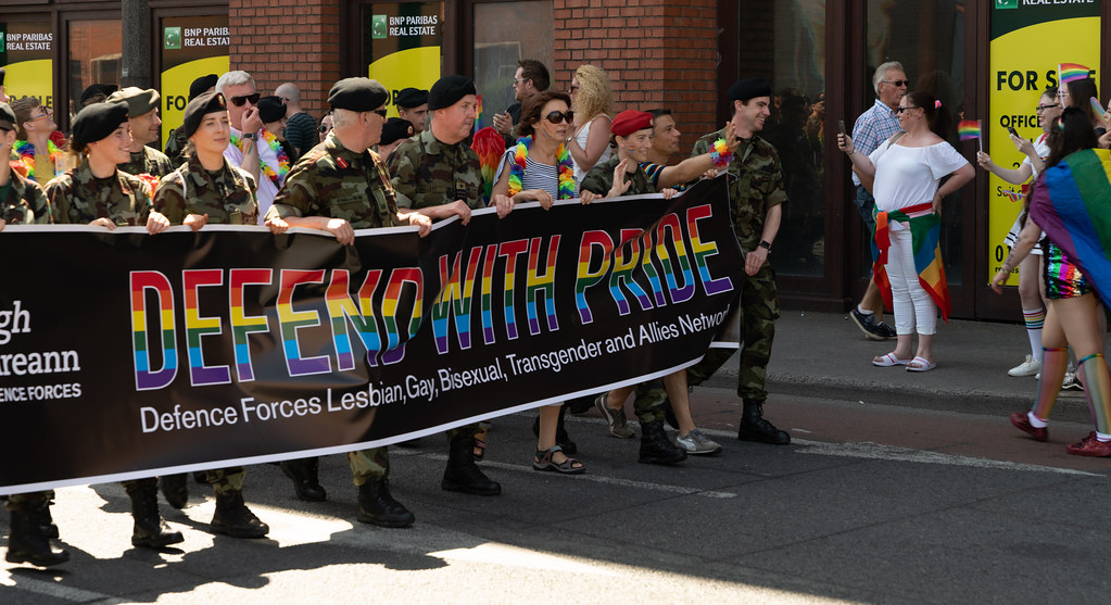 ABOUT SIXTY THOUSAND TOOK PART IN THE DUBLIN LGBTI+ PARADE TODAY[ SATURDAY 30 JUNE 2018]-141706