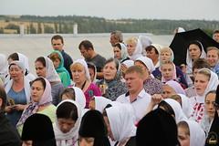 28. Крестный ход из Никольского в Адамовку 01.07.2018