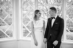 Guðrún & Lárus (LalliSig) Tags: iceland wedding photographer reykjavík people portrait portraiture brúðkaup ljósmyndari brúðkaupsljósmyndari lallisig black white