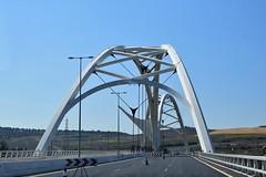 Puente en la autopista (Andalucía, España, 13-6-2018) (Juanje Orío) Tags: 2018 andalucía españa espagne espanha espanya spain puente bridge provinciadecórdoba