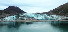 Margerie Glacier, Glacier Bay, Alaska (Den Gilbert) Tags: alaska glacierbay usa photography landscapes scenic glacier bay water snow ice mountains sky reflections