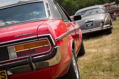 Mk1 Granada (deltic17) Tags: classiccar classic classicevent belvoir belvoirclassic cars historic canon sunny summer