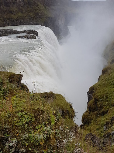 Gullfoss waterfall