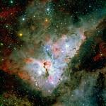 The Carina Nebula with Keyhole and Eta Carinae, variant thumbnail