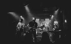 Lo Moon @ Night & Day Café 19.05.18 (eskayfoto) Tags: panasonic lumix lx3 gig music concert live band stage tour manchester lightroom nightdaycafé nightday lomoon monochrome mono bw blackandwhite p1640930editlr p1640930