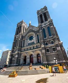 Église catholique Saint-Roch, Québec, Canada