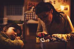 Mother and daughter at home (dejankrsmanovic) Tags: mother childhood lifestyle kid girl child young lady pozitive small toy indoors light little human two mommy lovely happy cute caucasian friendly sweet woman female doughter together portrait innocence person holding fun leisure game recreation parenthood parent play mom playing toys love activity emotions