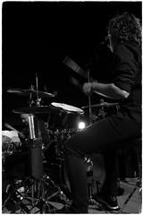 BENICARLO LA NIT EN VETLA 2018 (joan fibla) Tags: benicarlo blackwhite blanchetnoir blancoynegro maestrazgo music drums blancinegre