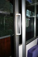 Mk2 BSO S9392 Int (17) (Transrail) Tags: mk2 coach carriage interior passenger train railway britishrail seat window carpet guardcompartment brakestandardopen bso