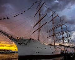 Barken Viking (ovehbg) Tags: viking göteborg gothenburg boat ship