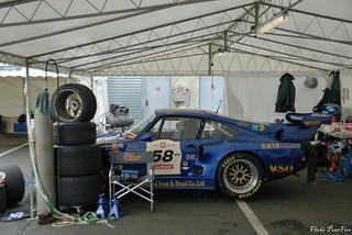 1979 Porsche 935 K3 #60 Charles Ivey Racing ' 8ème 24H du Mans 1982