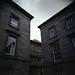 THEATRE (Daire Quinlan) Tags: holga gcfn 6x6 dublin colour c41 fuji nph 400asa asa400 400h theatre trinity college
