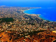 Greece, Athens Vicinity (dimaruss34) Tags: newyork brooklyn dmitriyfomenko image sky sunset greece sea water shore houses