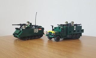 Nam Vehicles