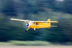 Speedy Beaver (Jason Pineau) Tags: cghpg beaver dehavilland dhc2 nanaimo cycd ycd vancouverisland britishcolumbia panning bc takeoff taildragger