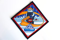 Ice Planet 2002 woven patch (BF Bricks) Tags: lego ephemera collectible patch sew embroidered 90s 80s