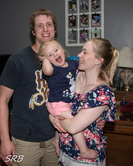 Mommy, Daddy and Allison (SRBenson1) Tags: 2yearsold family