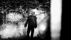 Creeper👻 (wbstzone) Tags: graveyard creeper ghoul zombie fog corpse halloween