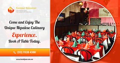 Come and Enjoy The Unique Nepaleese Culinary Experiance (janukaaryal) Tags: nepali cuisine food