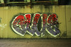 Glue Dissed (NJphotograffer) Tags: graffiti graff new jersey nj bridge glue irs crew dissed diss beef