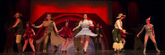 DJT_6100 (David J. Thomas) Tags: northarkansasdancetheatre nadt dance ballet jazz tap hiphop recital gala routines girls women southsidehighschool southside batesville arkansas costumes wizardofoz