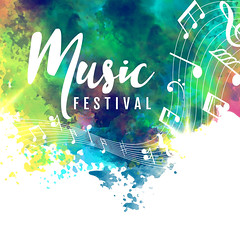 Music Poster (zoya.nahar) Tags: music poster dj party abstract event night club design sound concert disco invitation banner template holiday fun dance beat card celebration electro entertainment leaflet leisure remix note flyer brochure