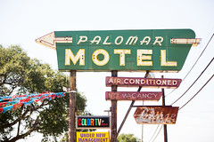 Palomar Motel (Thomas Hawk) Tags: america caddo caddoparish louisiana palomarmotel shreveport usa unitedstates unitedstatesofamerica motel neon fav10 fav25 fav50