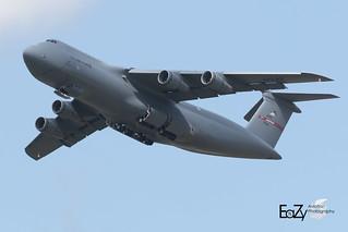 87-0041 United States Air Force Lockheed C-5B Galaxy