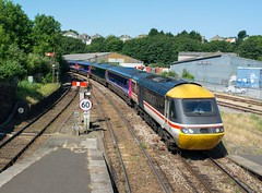 43185 Truro 7 July 2018 (Clay Country) Tags: 43185 hst truro gwr