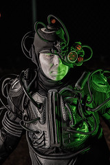 Borg (rwillia532) Tags: cosplay shoreleave costume 2018 cosplayer startrek convention borg