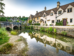 Castle Combe (Mohamed Haykal) Tags: hasselblad x1d xcd 21 mohamed mohamad haykal castle combe street manor house exclusive uk england united kingdom water reflection heritage beautiful village xcd21