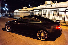 Audi S5 3.0T (donomoko) Tags: audi s5 30t quattro moonlight blue rohana wheels