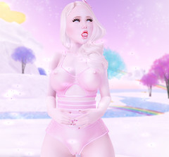 Itty Bitty & Pink (LuShes Blessed) Tags: rld red light district event asteroidbox ursa sl second life doux sweet thing lushes blessed blog kawaii cute must have