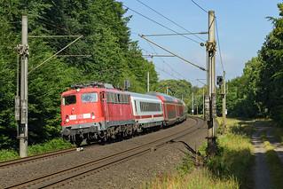 Friedrichsruh Wald 115 448-3 PbZ 2454