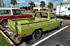 Ford Courrier (Dave* Seven One) Tags: fordcourrier fomoco compact pickup truck compactpickup mazdabseries mazda 1975 1970s