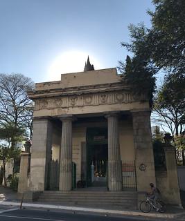 Consolation Cemetery, São Paulo, Brazil.