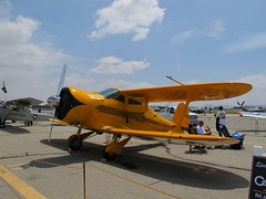"""Beechcraft B17R Staggerwing 1 • <a style=""""font-size:0.8em;"""" href=""""http://www.flickr.com/photos/81723459@N04/41713346340/"""" target=""""_blank"""">View on Flickr</a>"""