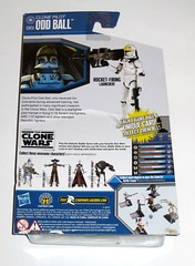 clone pilot oddball cw14 star wars the clone wars blue black card packaging basic action figure figures 2010 hasbro mosc 2b (tjparkside) Tags: clone pilot oddball cw14 cw 14 star wars blue black card packaging galactic battle game display base stand collector basic action figure figures hasbro 2010 helmet blaster blasters missile projectile launcher cannon rocket launching v19 torrent starfighter arc170 fighters fighter republic captain rex cold weather gear cad bane asajj ventress super droid