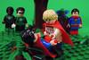It's Never Going to End for Us (-Metarix-) Tags: lego minifig dc comics comic superhero infinite crisis superman earth 2 powergirl supergirl superboy prime green lantern martian manhuter oa planet death lois lane