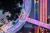 zipper lines (pbo31) Tags: 2018 alamedacountyfair pleasanton california eastbay bayarea carnival lightstream motion ride color night dark boury pbo31 nikon d810 june summer midway butler amusements zipper vertigo spin speed pink slide statefair