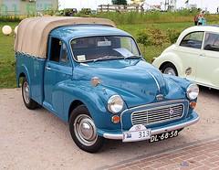1970 Morris Minor Pick-Up (Vriendelijkheid kost geen geld) Tags: nationale oldtimerdag lelystad 2018