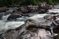 Millstream Gardens Waterfalls (tylerjacobs) Tags: sony a6000 sigma 16mm f14 wide angle landscape nature photography missouri st francois mountains state park woods forest mountain geology rock rocks summer hiking camping