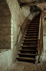 Stairs (Harveth) Tags: gruyeres suiza switzerland castle castillo stairs escalas