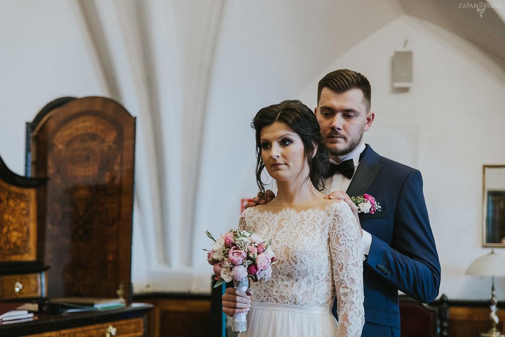 131 - ZAPAROWANA - Kameralny ślub z weselem w Bistro Warszawa