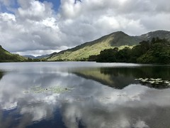 Kylemore Loch reflections (Ros and Ali) Tags: ireland wildatlanticway